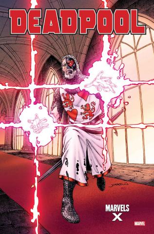 Deadpool #3 (Yardin Marvels X Cover)