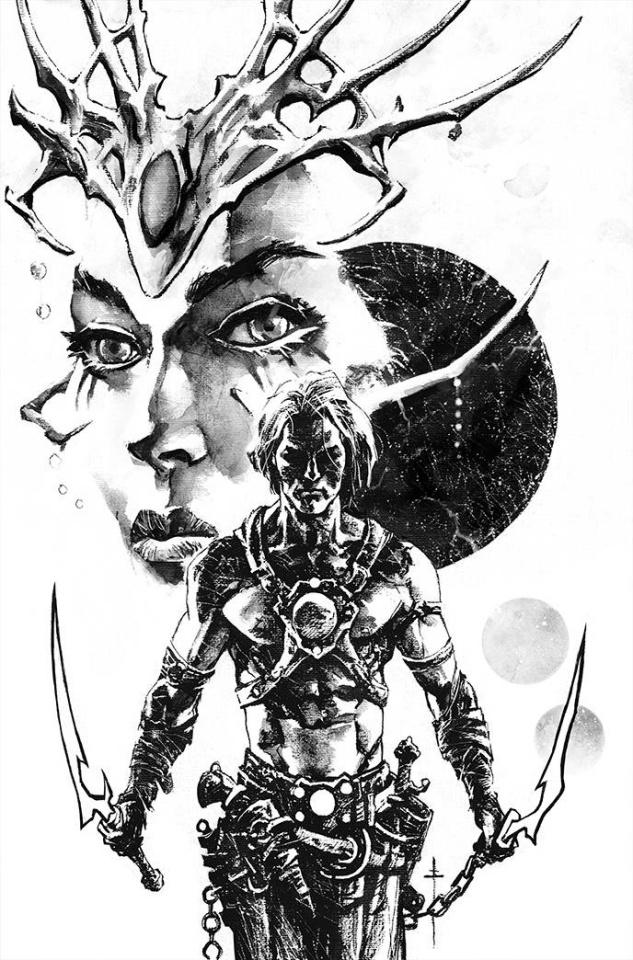 Dejah Thoris vs. John Carter of Mars #1 (7 Copy Cover)