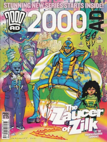 2000 AD #1775