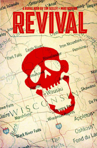 Revival #25 (Frison Cover)