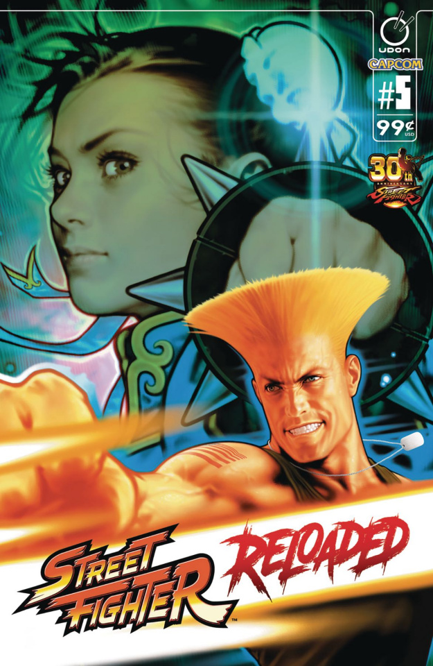 Street Fighter: Reloaded #5