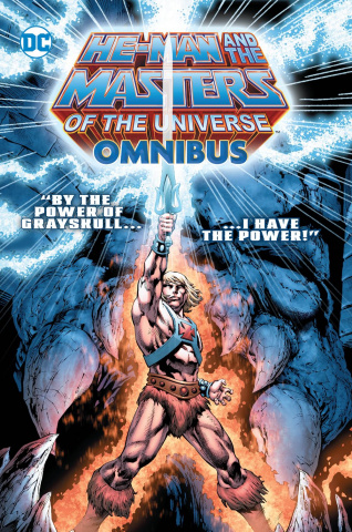 He-Man and the Masters of the Universe (Omnibus)