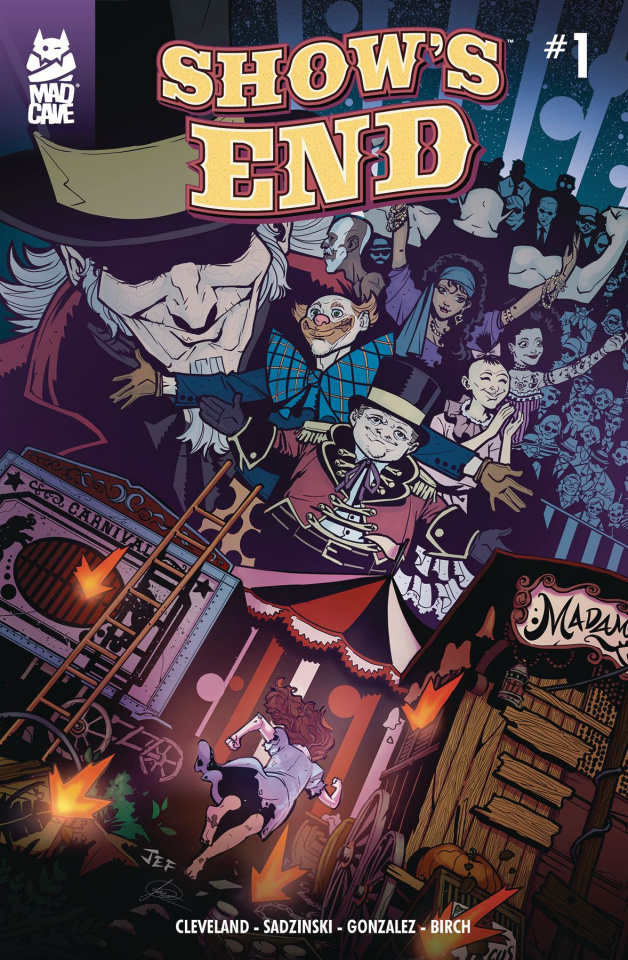 Show's End #1 (2nd Printing)