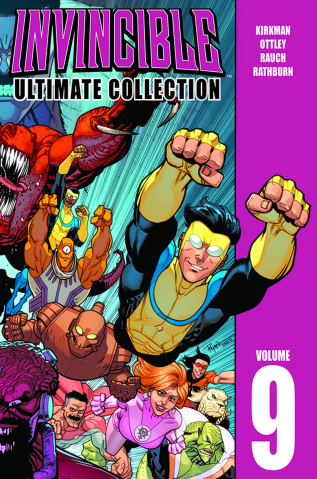Invincible Vol. 9: Ultimate Collection