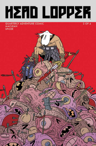 Head Lopper #2 (MacLean Cover)
