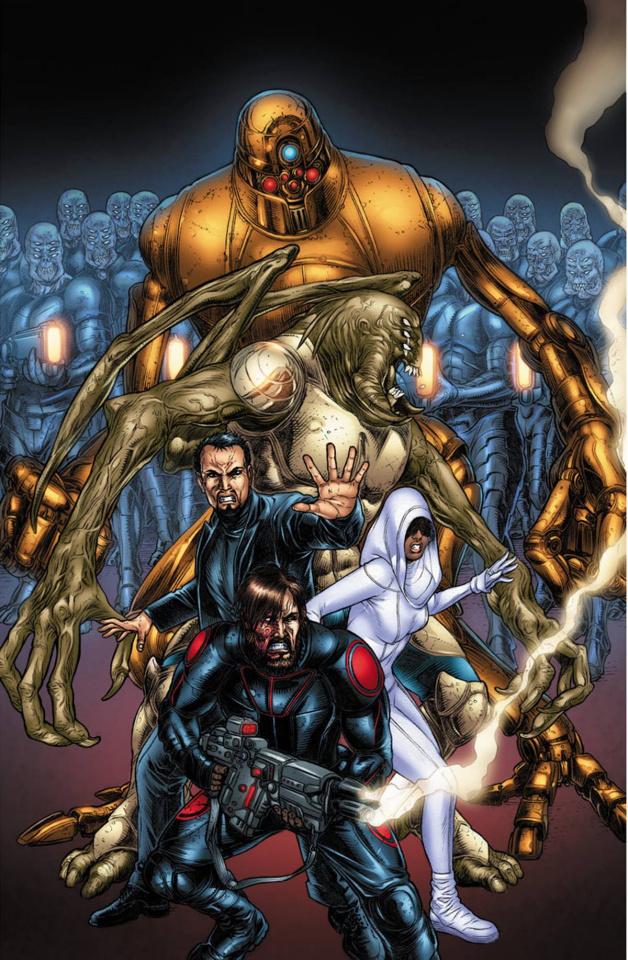 Imperium #9 (20 Copy Ryp Cover)