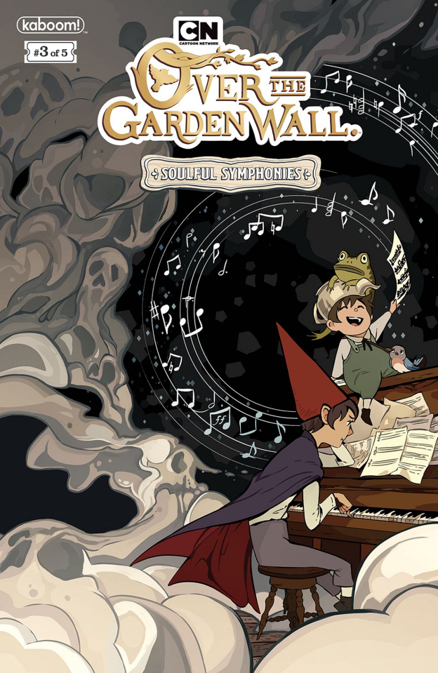 Over the Garden Wall: Soulful Symphonies #3 (Young Cover)