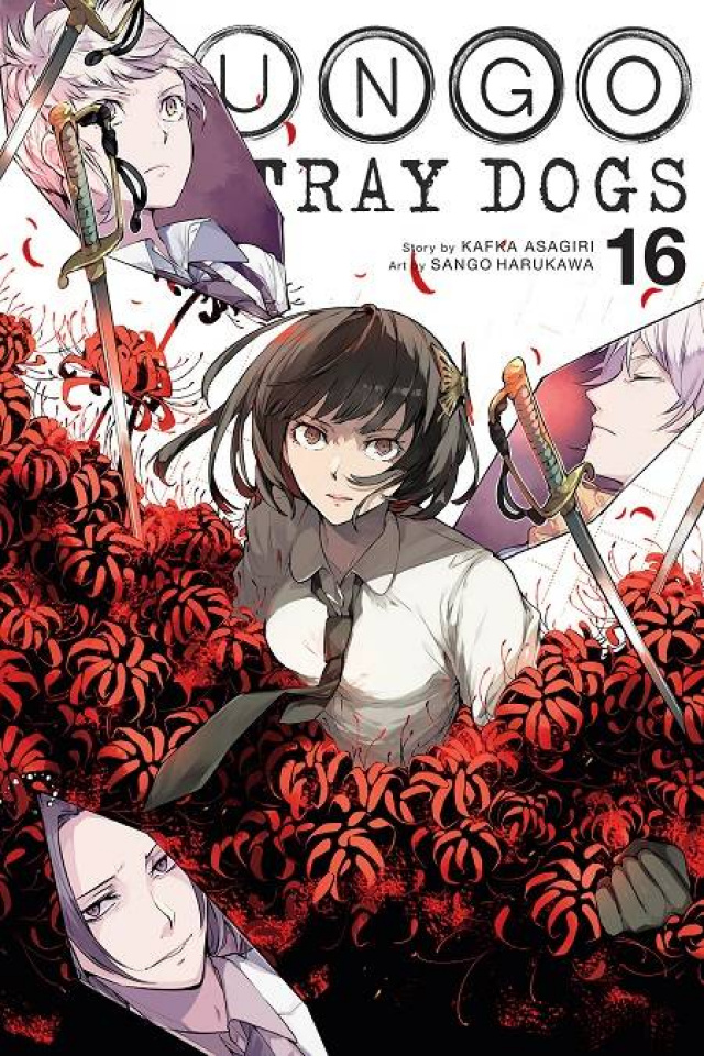 Bungo Stray Dogs Vol. 16