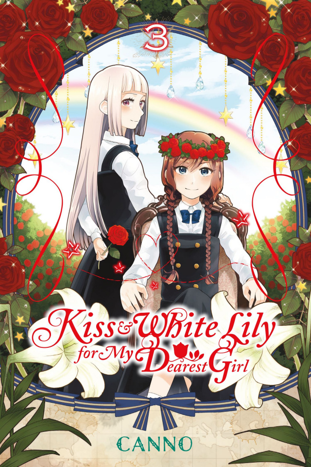 A Kiss and A White Lily For My Dearest Girl Vol. 3