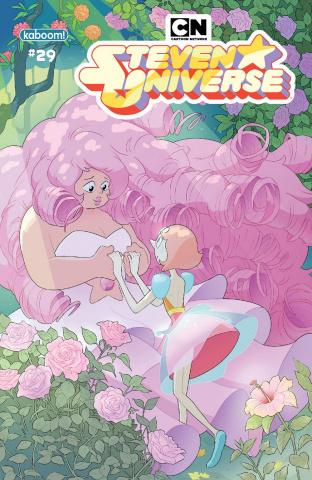 Steven Universe #29 (Preorder Loughran Cover)