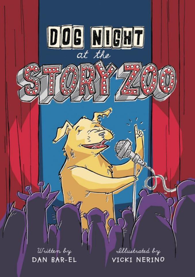 Dog Night at the Story Zoo