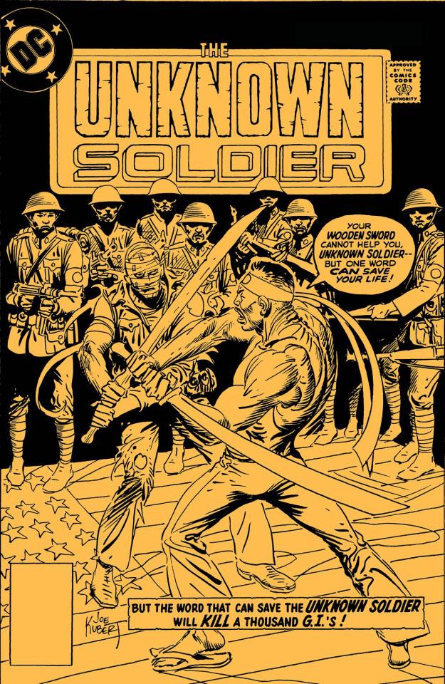 Showcase Presents: The Unknown Soldier Vol. 2