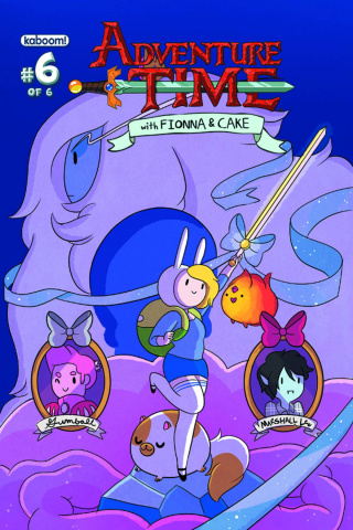 Adventure Time with Fionna & Cake #6