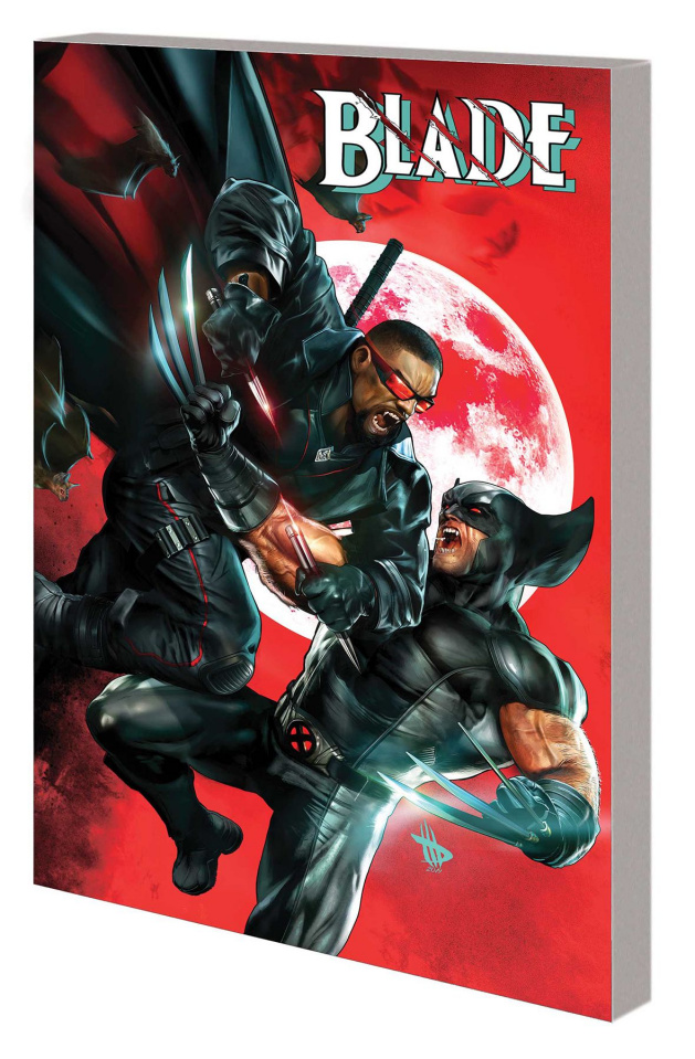 Blade by Guggenheim (Complete Collection)