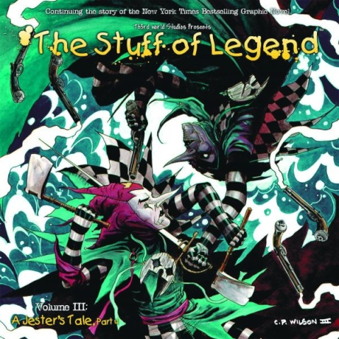 The Stuff of Legend: A Jester's Tale #4
