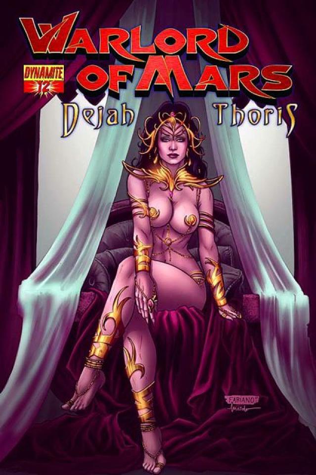 Warlord of Mars: Dejah Thoris #12