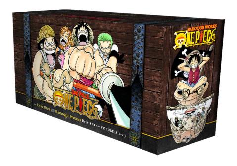 One Piece Box Set Vol. 1