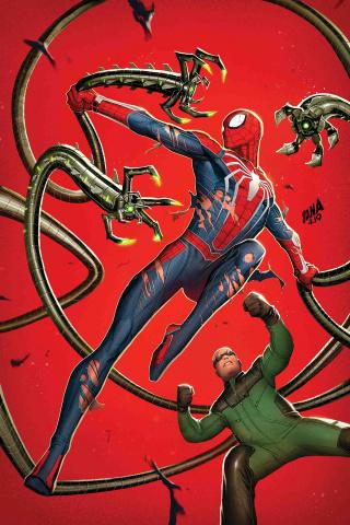 Spider-Man: City At War #6 (Nakayama Cover)