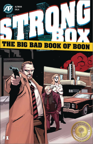 Strong Box: The Big, Bad Book of Boon #1