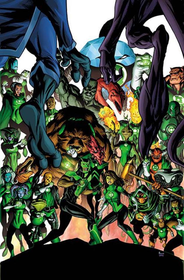 Green Lanterns #23