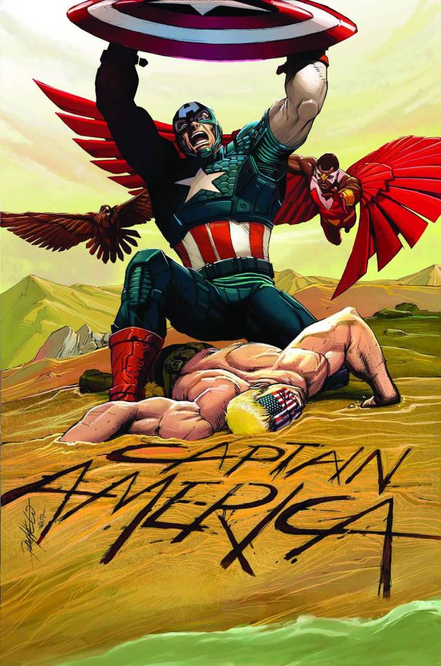 Captain America #14