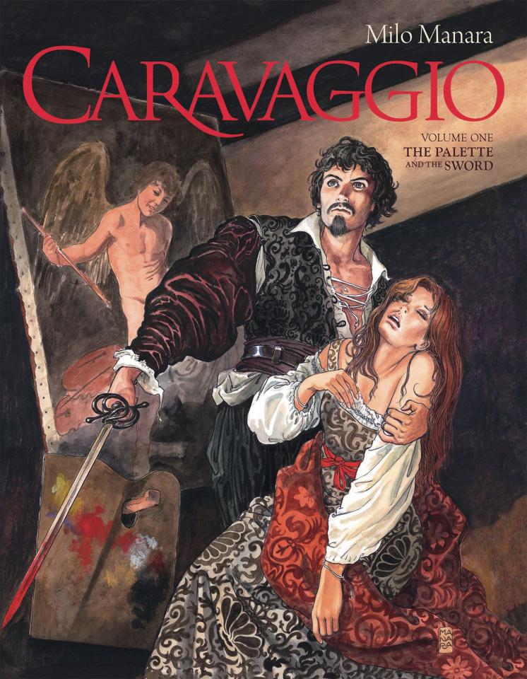Caravaggio Vol. 1: The Palette and the Sword