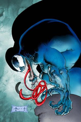 Venom #2 (Kieth Cover)