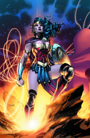 Wonder Woman 75th Anniversary Special #1