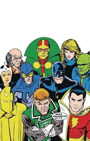 Justice League by Giffen & Dematteis Vol. 1 (Omnibus)