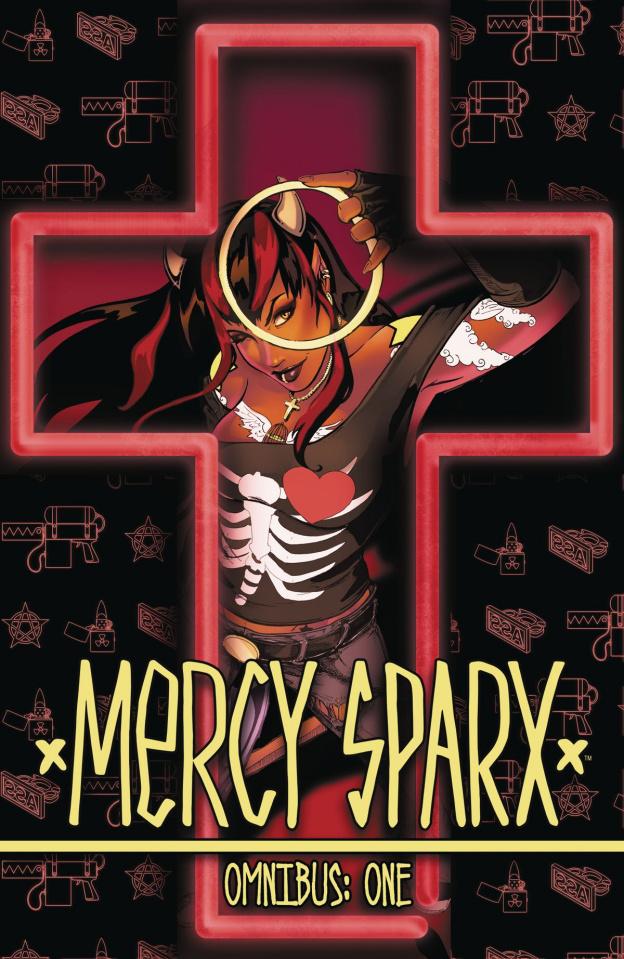 Mercy Sparx (Omnibus)