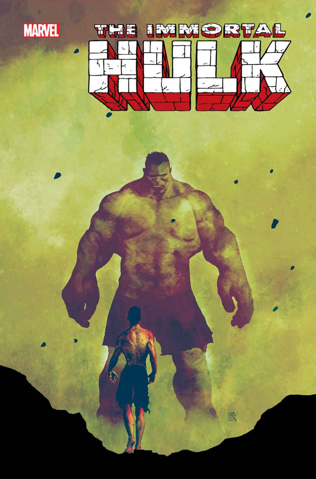 The Immortal Hulk #25 (Sorrentino Cover)