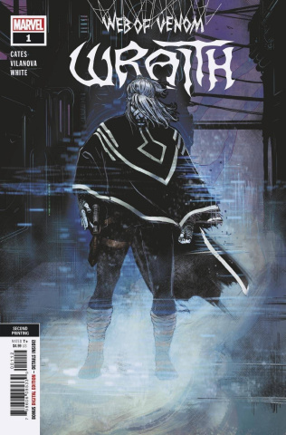 Web of Venom: Wraith #1 (2nd Printing)