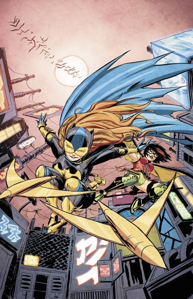 Ame Comi Girls #2: Batgirl