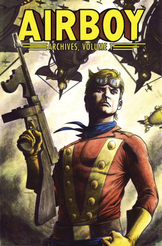 Airboy Omnibus Vol. 1