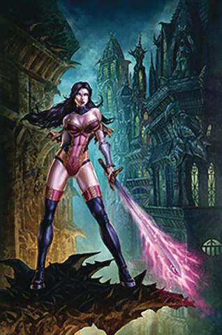 Grimm Fairy Tales #18 (Quah Cover)