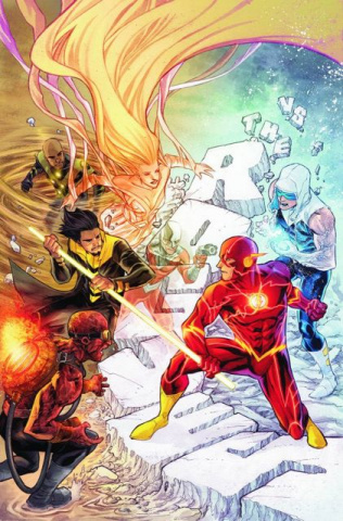 The Flash Annual #1