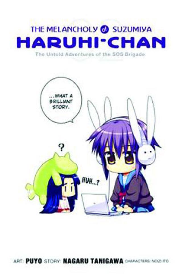 The Melancholy of Suzumiya Haruhi-Chan Vol. 2