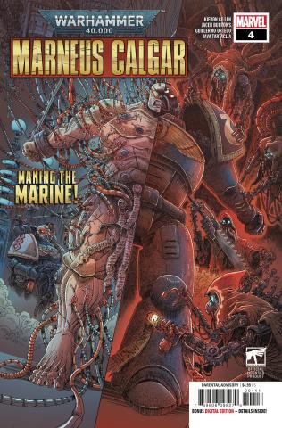 Warhammer 40,000: Marneus Calgar #4