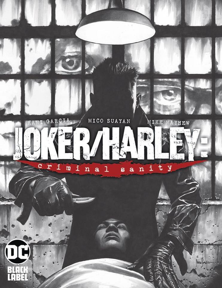 Joker / Harley: Criminal Sanity #1 (Suayan Cover)