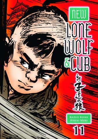 New Lone Wolf & Cub Vol. 11