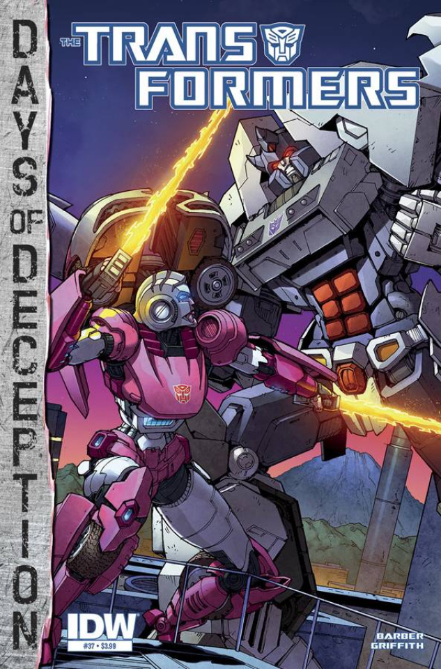 The Transformers #37: Days of Deception
