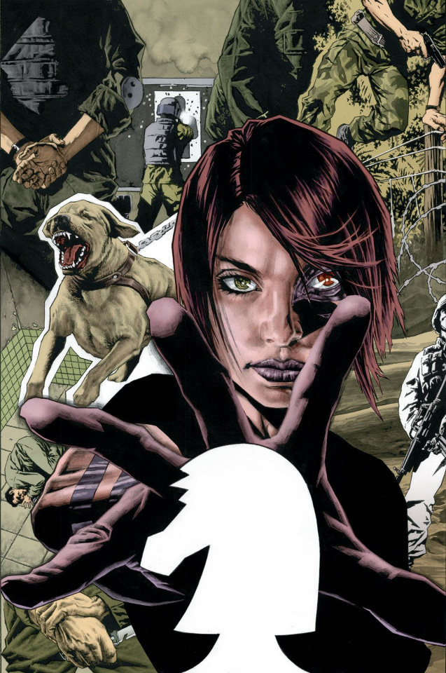 Checkmate by Greg Rucka Vol. 1