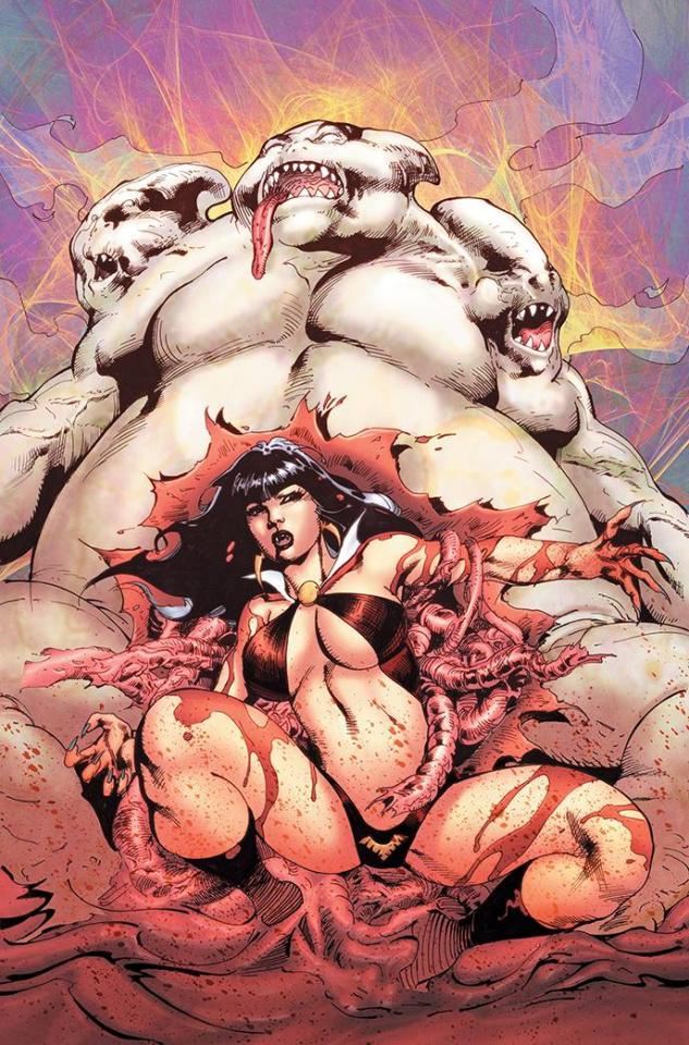 Vampirella #20 (21 Copy Castro Virgin Cover)