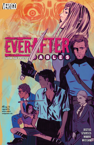 Everafter: From the Pages of Fables #8
