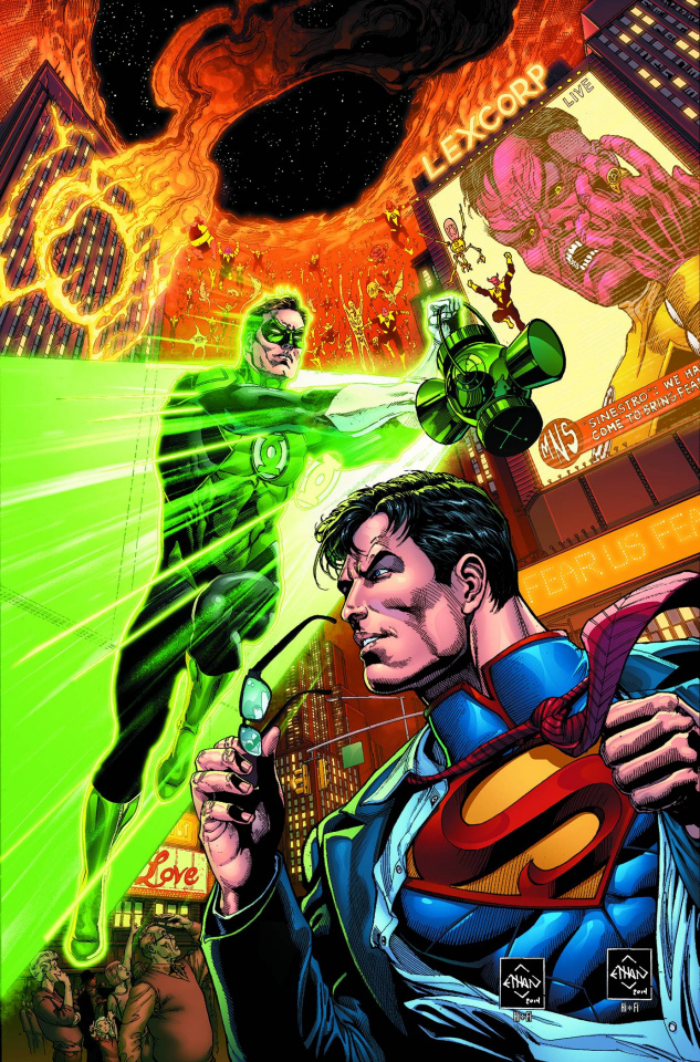 Superman #37 (Variant Cover)