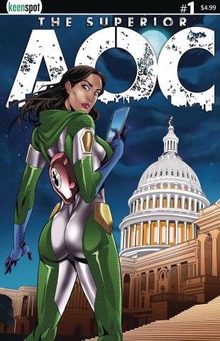 The Superior AOC #1 (Mel Joy San Juan Cover)