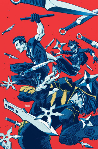 Batman and Robin Eternal #7