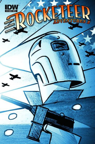 Rocketeer Adventures 2 #1