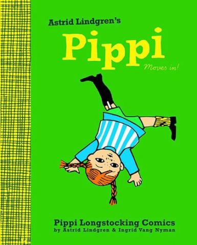 Pippi Longstocking Vol. 1: Pippi Moves In