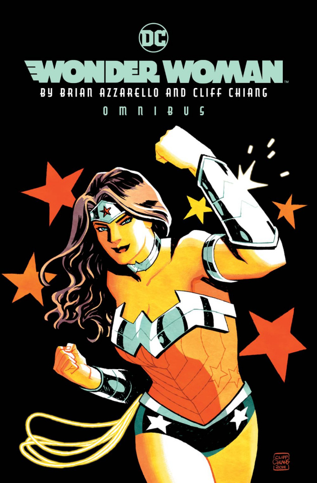 Wonder Woman by Azzarello & Chiang (Omnibus)